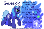Genesis Ref by AnScathMarcach
