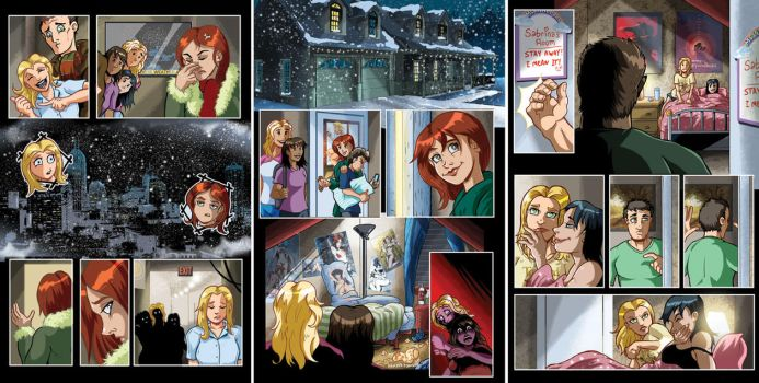 Rival Angels Xmas Pages 04-06 by MachSabre