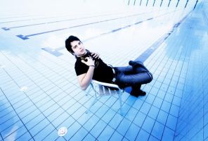 Pool promo by Cubel