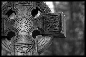 Celtic Cross by AeolianLitany