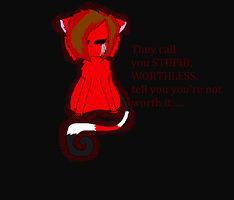 Worthless by faithdakitty
