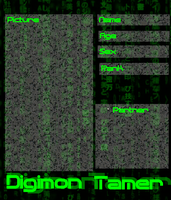 Digimon Tamer Template by The-Infamous-TCT