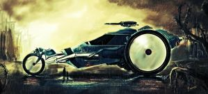 R-12 Force Vehicle by barisgbo