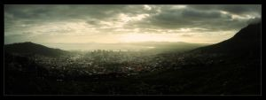Capetown Panorama by sn4rk