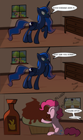 A saucy dream by PartTimeBrony