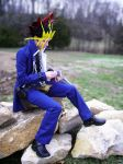 Yami Cosplay: finished by Malindachan