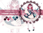 [CLOSED] Miraclair Adoptable Auction #4 by GreenMocha