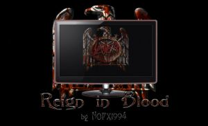 Reign in Blood Wallpaper by nofx1994