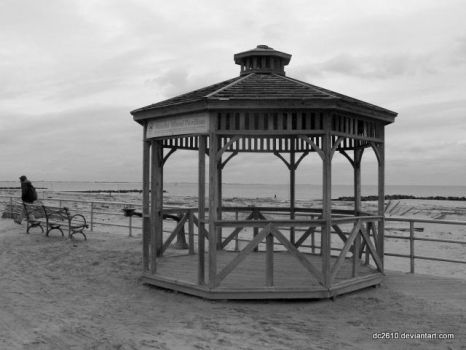 Superstorm Sandy in Coney Island 7 by dc2610
