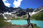 Me at Glacier NP by porbital