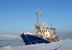 Russian trawler by nordfold