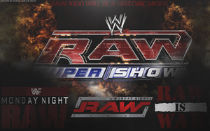 RAW 1000 Wallpaper by Mr-Enjoy