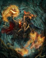 The Headless Horseman by PTimm