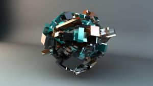 3d Sphere by ActionPictures