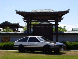 Initial D Trueno by BlackOpsPerformance