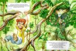 ColorSketch: The Giving Tree pg 6-7 by ExiledChaos