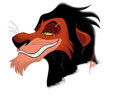Scar by MKDrawings