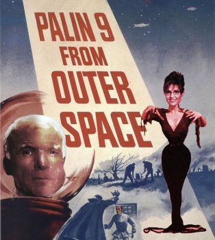 Palin 9 from Outer Space by RayWolfe