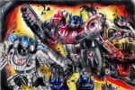 Autobots by kill312