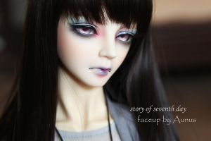 Face up47 by ymglq