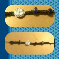 My Fiancee Mom Bracelet I Makeing by Rini-Dragoone