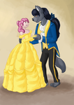 Bonni and the Beast by The-Wolfen