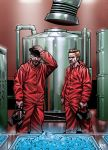 Breaking Bad by andrema