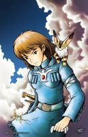 Princess Nausicaa by Paladin-Ciel