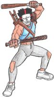 Casey Jones B2P67 by pedlag