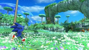 Sonic Generations Planet Wisp by SonicTheHedgeSantos