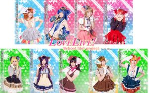 Love Live! by H-I-T-O-M-I