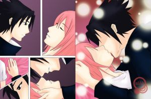 Kissing You by NaruHina--SasuSaku