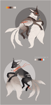 Winter Arroy Adoptables [OPEN] - Reminder by Singarl