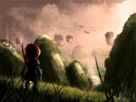 Guild Wars 2 - My Way by MADt2