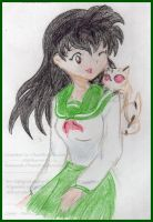 Kagome by TheChaoticShadow