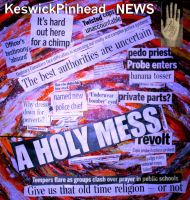 KeswickPinhead News Evolution by KeswickPinhead