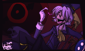Life is a little mad Tea Party  -Xerxes Break- by Freakly-Show