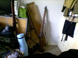 Lee Enfield No4 Mk I * by extondude