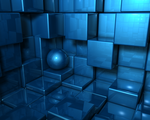 Cube V 1280x1024 by WithDemoN