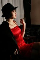 Chicago Lady by johnberd