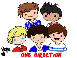 One Direction by loony-happy