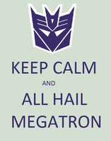 ALL HAIL MEGATRON by TRANSFORMERSsting