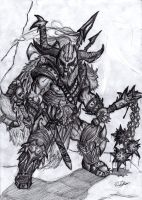 Barbarian by Oxide23
