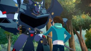 Meet SteelJaw (Robots in Disguise 2015) by ChromiaSonicPrime