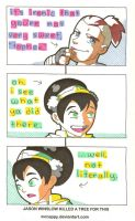 Toph Is The Avatard by Mrcappy