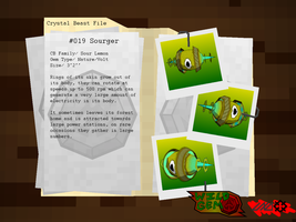 CB Files 019 - Sourger by Uxdragon