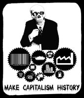 make capitalism history by GhostCity