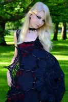 Romantic Goth Stock by MariaAmanda