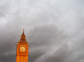 Big Ben by Pixiel
