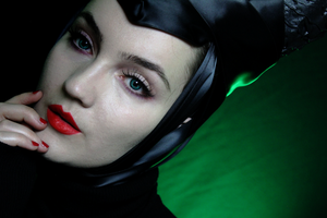 Real Life Disney: Maleficent by KlairedeLys